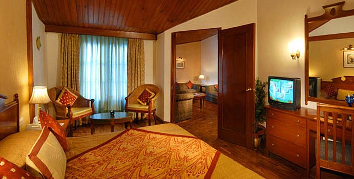 Deluxe Room at The Naini Retreat